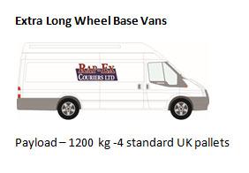 extra long vehicle